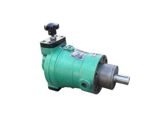 变量柱塞泵