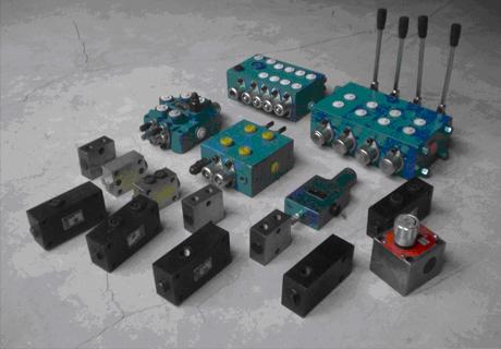 液压阀设计与制造