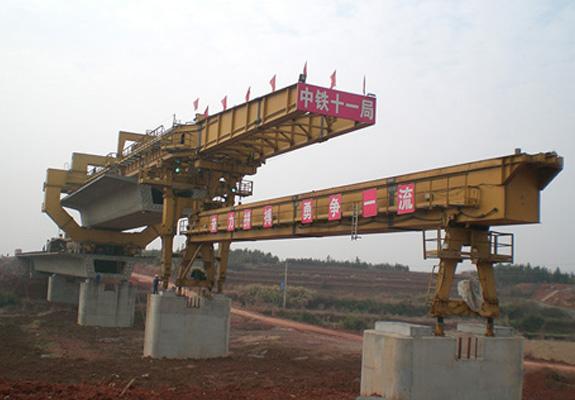 架桥机维修