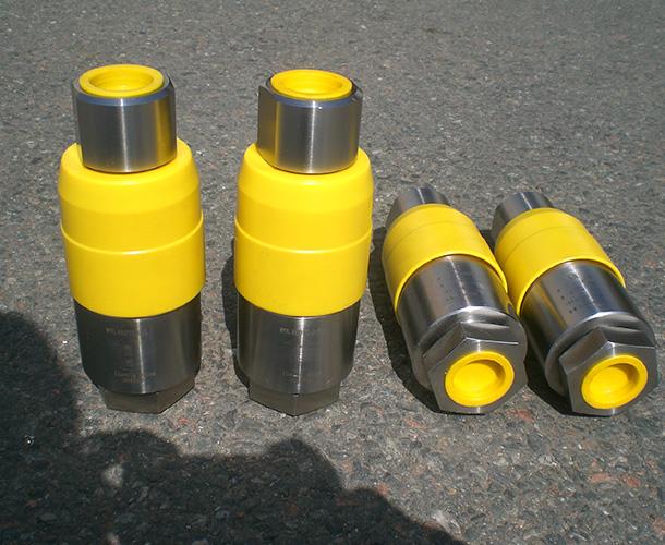 LD116-CNG25-2N压缩天然气拉断阀