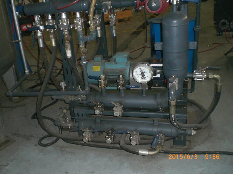 液压气动设备改造